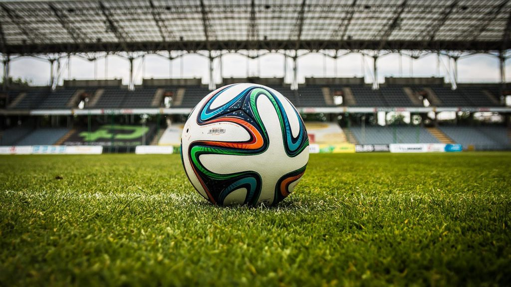 What are soccer balls made of?