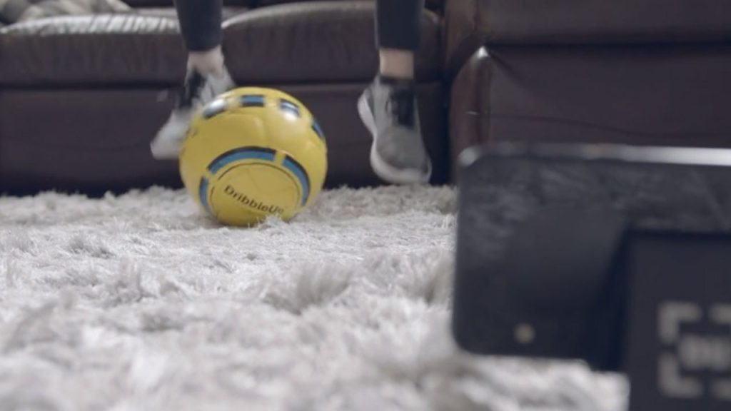 Can You Use Dribble Up On TV?