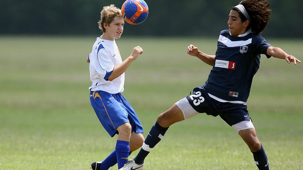 Does Playing Soccer Make You Shorter?
