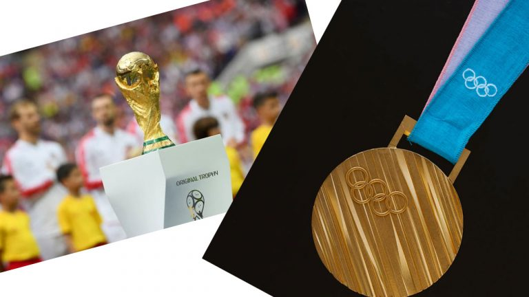 FIFA World Cup VS. Olympic Soccer Differences and Which One is Bigger