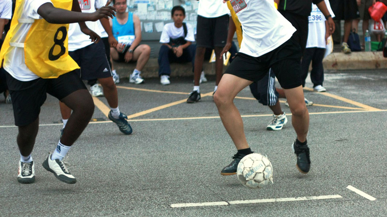 What Is Street Soccer?
