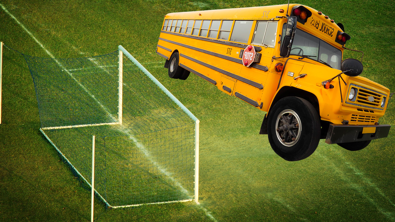 """What is the Meaning of the Term """"Park the Bus"""" in Soccer?"""
