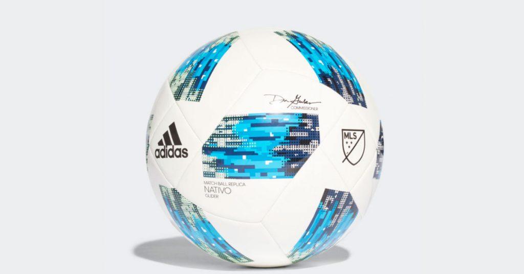 Adidas MLS Glider Soccer Ball Review 2021