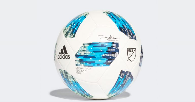 Adidas MLS Glider Soccer Ball Review 2021
