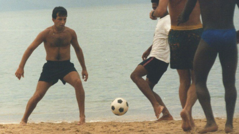 Are Beach Soccer Balls Different?