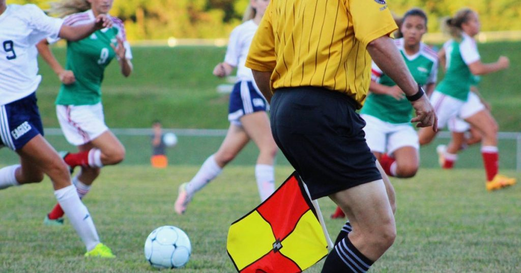 Assistant Referee Signals- The Complete Guide