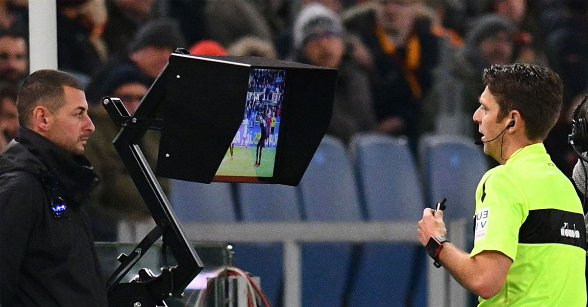 Can a Referee Overrule VAR?