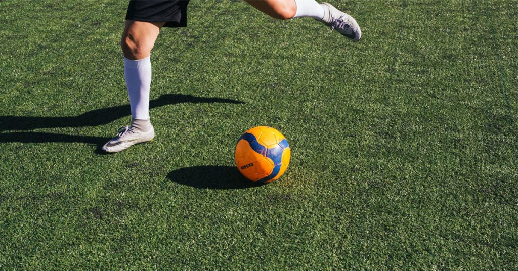 Difference Between Training And Match Soccer Ball