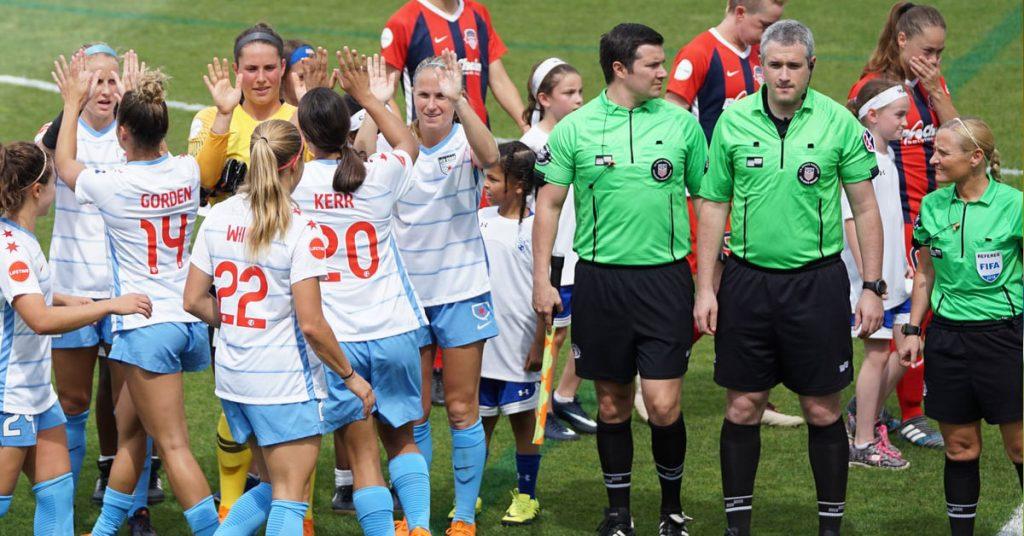 Do Referees Speak Multiple Languages?