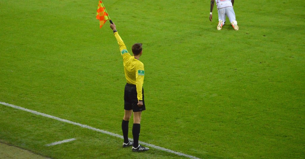 Do Soccer Referees Where Cleats?