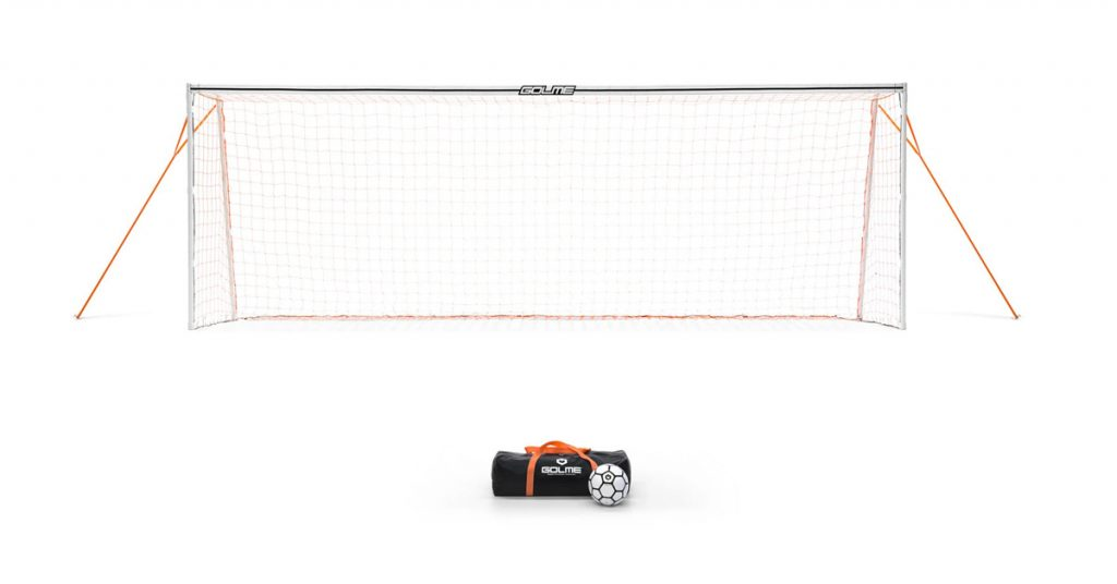 GOLME PRO Training Soccer Goal Review
