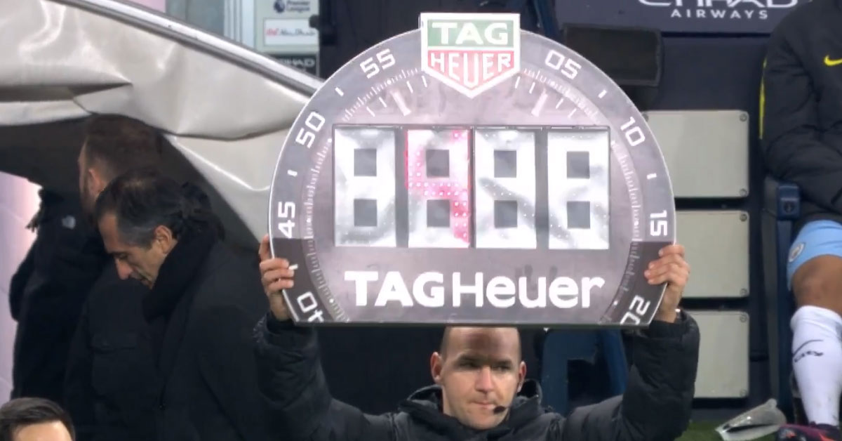 How Do Soccer Referees Decide Extra Time (Stoppage Time)