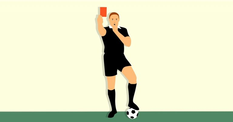 Is It Hard To Be A Soccer Referee?
