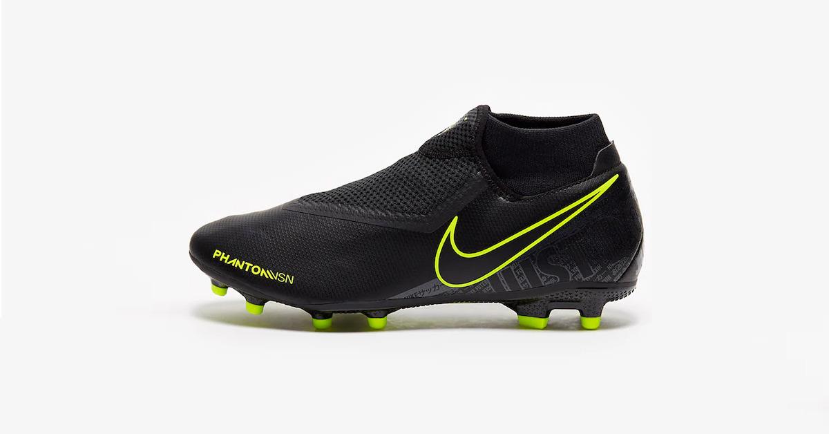 Nike Phantom VSN DF Soccer Cleat Review