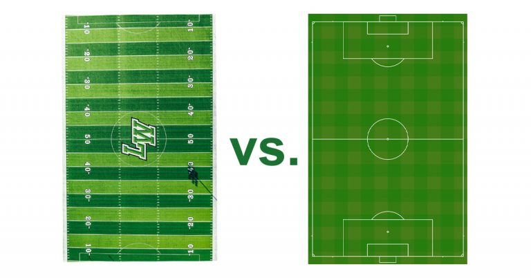 Soccer Vs. Football Field: Big Comparison Guide