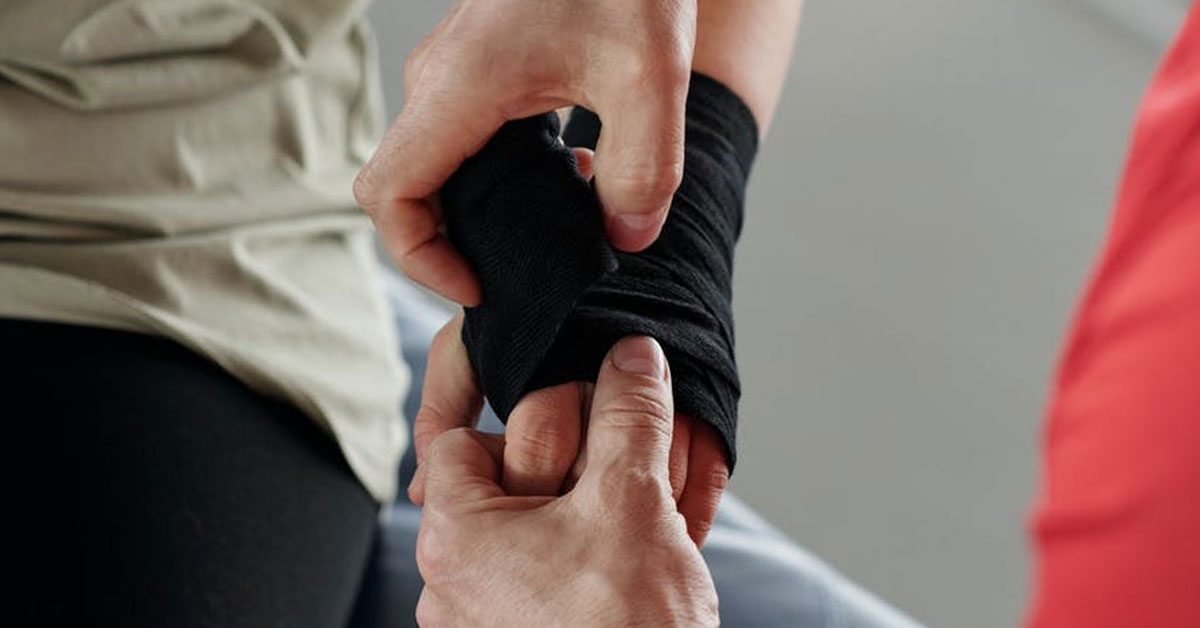 Why Do Soccer Players Tape Their Wrists?