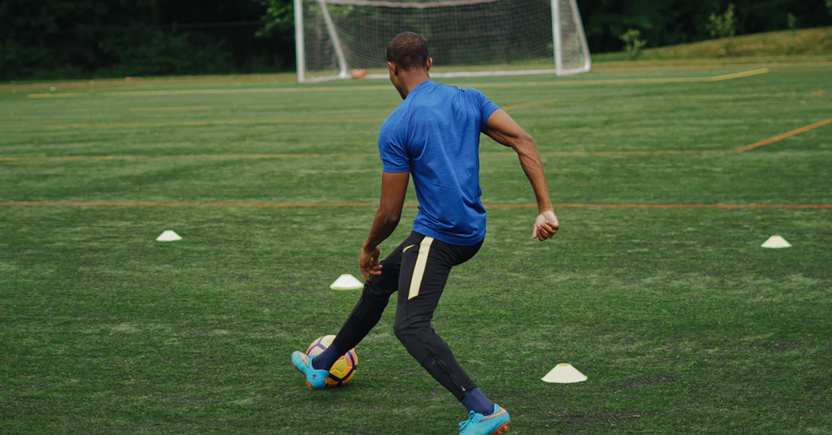 10 Best Soccer Fitness Drills With The Ball