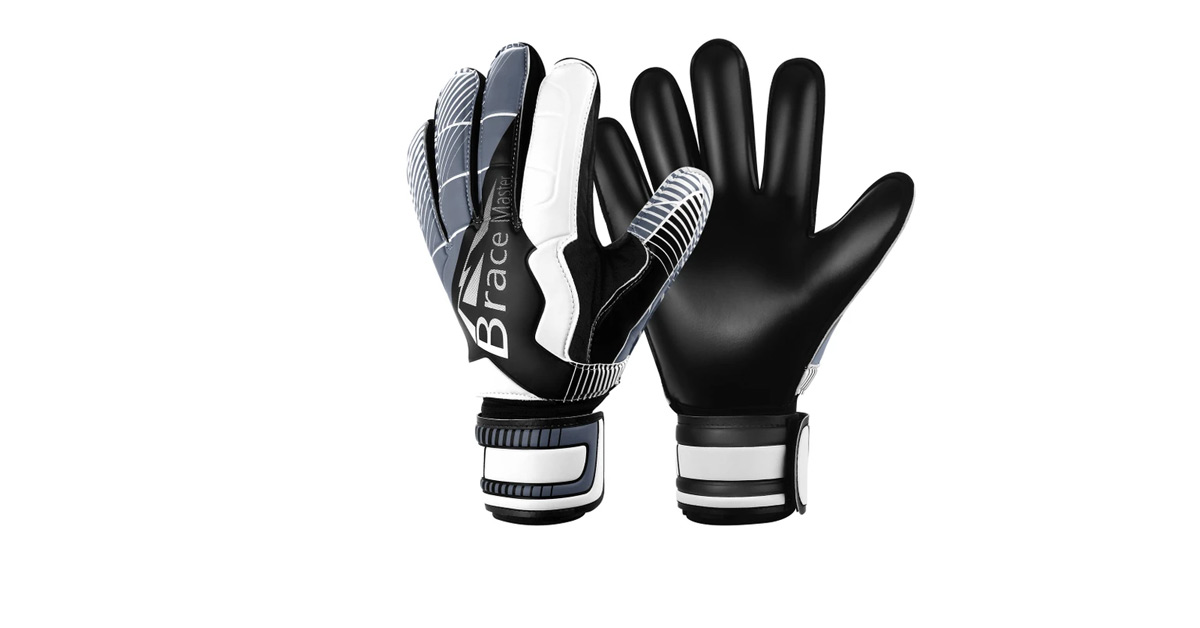 Brace Master Goalie Gloves Review