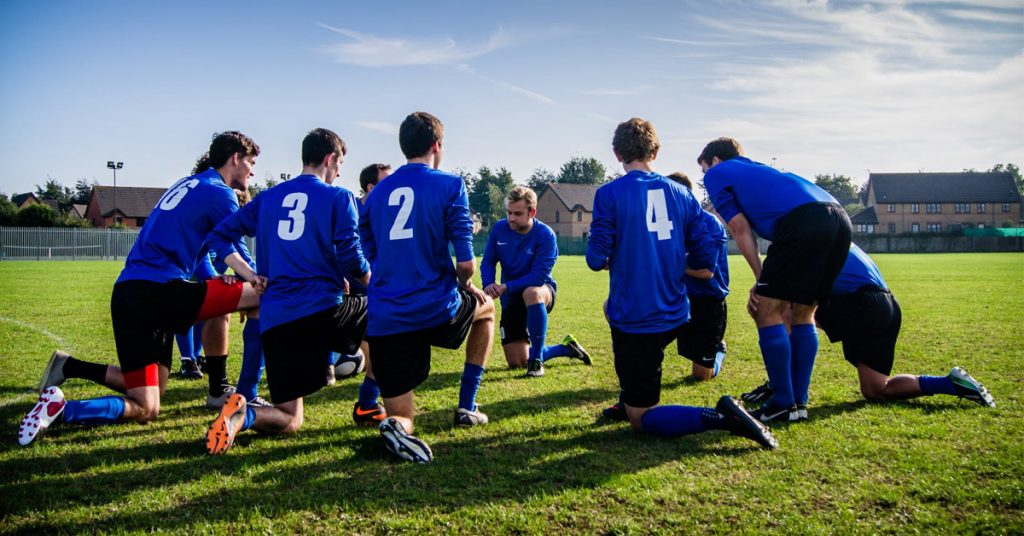 How Many Players Are on a Soccer Team?